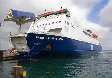 po_irish_sea_european_highlander_in_port